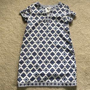 Vineyard Vines Dresses - Vineyard Vines Whale Tail Tile Print Tunic Dress
